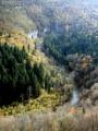 Les vestiges d'Alésia et les Gorges du Lison