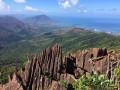 Boucle Mont Algoué - Pic Malaoui - Mont Bouo en Nouvelle Calédonie