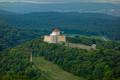 Château des Allymes et Mont Luisandre