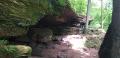 Entrée de Barenhohle - grotte de l'ours