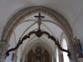 Intérieur de l'Église deGouberville