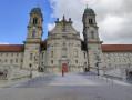La grandiose abbaye d'Eiseideln