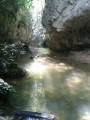 Les Gorges de la Nesque par Monieux