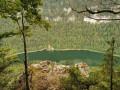 Le saut du Doubs et le Châtelard