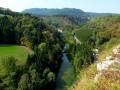 La vallée du Dessoubre : le Prieuré de Vaucluse, le Baron et le Cul de Vau