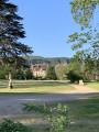 Rhône, Parc de Lagnieu et ancienne voie ferrée à Saint-Sorlin-en-Bugey