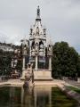 Le centre-ville de Genève