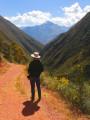 De Chinchero à la Vallée Sacrée par le chemin inca