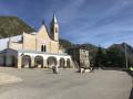 Tour des lacs au départ du Sanctuaire Sant'Anna di Vinadio