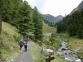 Tour du Mt Viso en 5 jours, 4ème étape