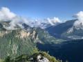 De Sixt-Fer-à-Cheval à Chamonix par les cols d'Anterne et du Brévent